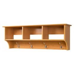 Cuier din lemn  100x40x20 cm