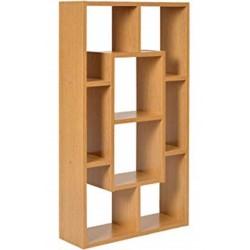 Biblioteca lemn natur